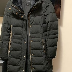 Women double layer jacket new condition
